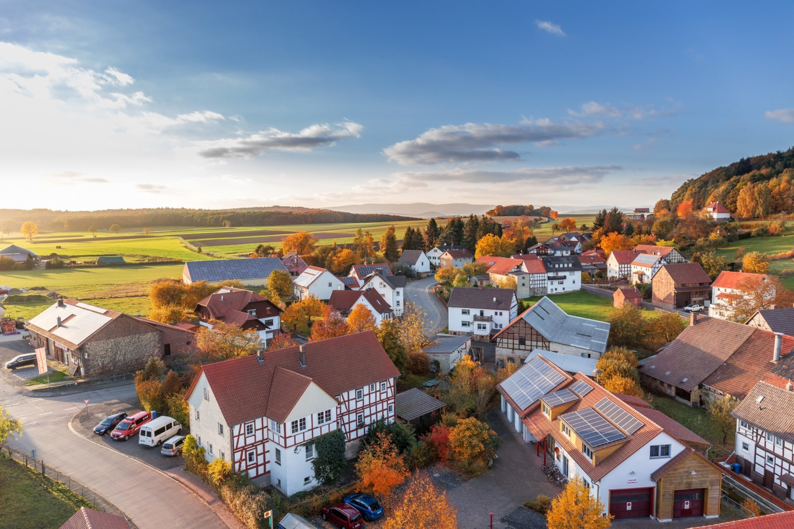 satelles mobilewebguide: Dorf App/ Bürger App