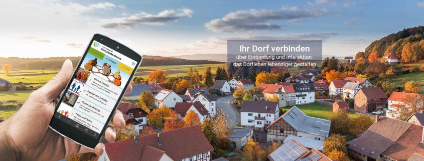 satelles mobiilewebguide - Dorf App, Bürger App und Guide