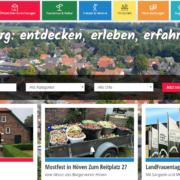 Gemeinde App und Bürger App als interaktive Web App