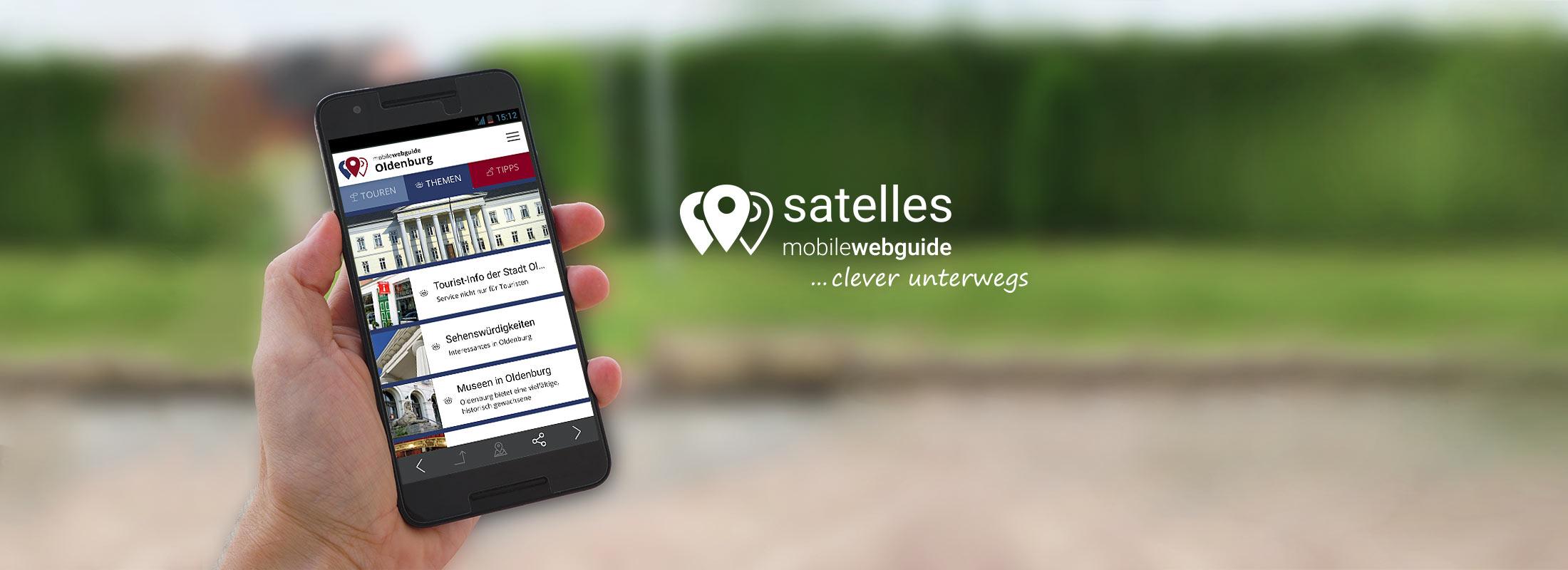 satelles mobilewebguide: Progressiv Web App