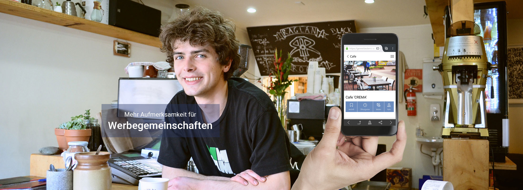 satelles mobilewebguide: digitales Stadtmarketing