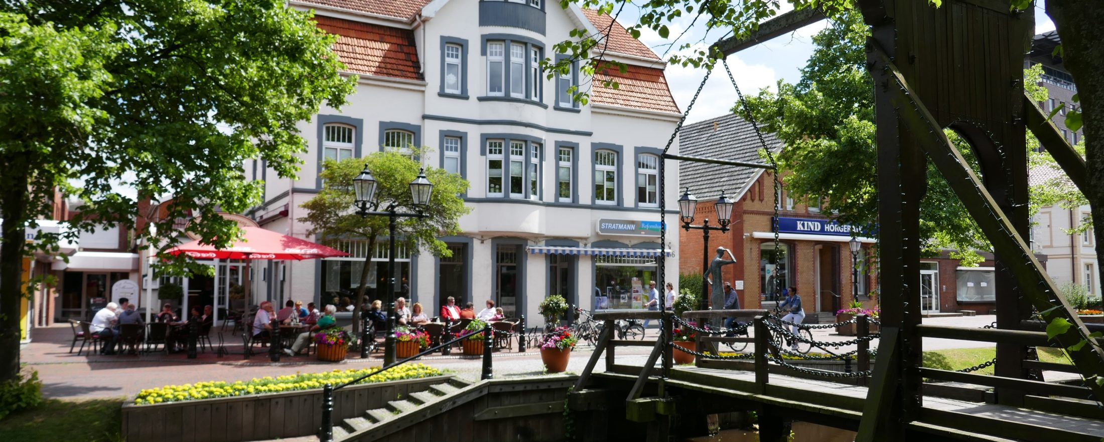 digitales Stadtmarketing, online Marktplatz, City App, satelles Papenburg
