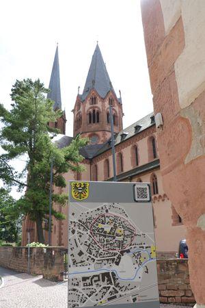 digitaler Stadtrundgang und Audio Guide Gelnhausen